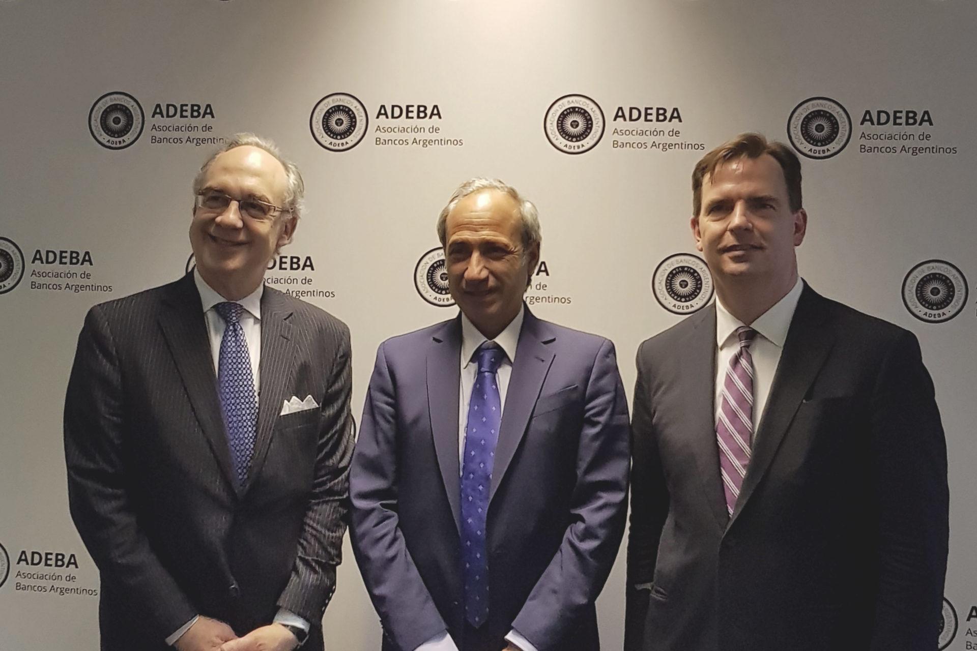 Jornada sobre mercado de capitales en ADEBA