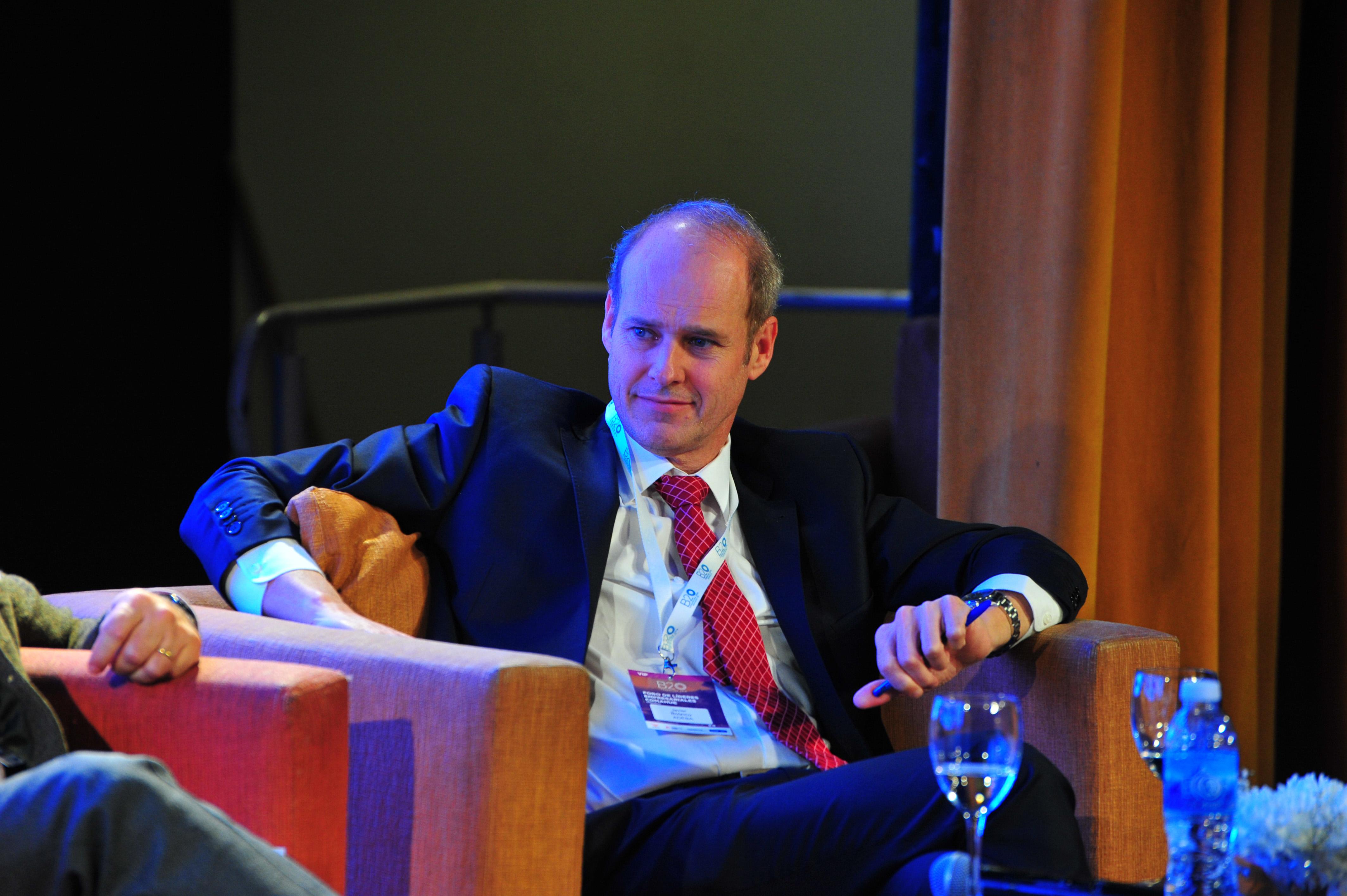Foro de Líderes Empresariales Comahue – Javier Bolzico, presidente de ADEBA