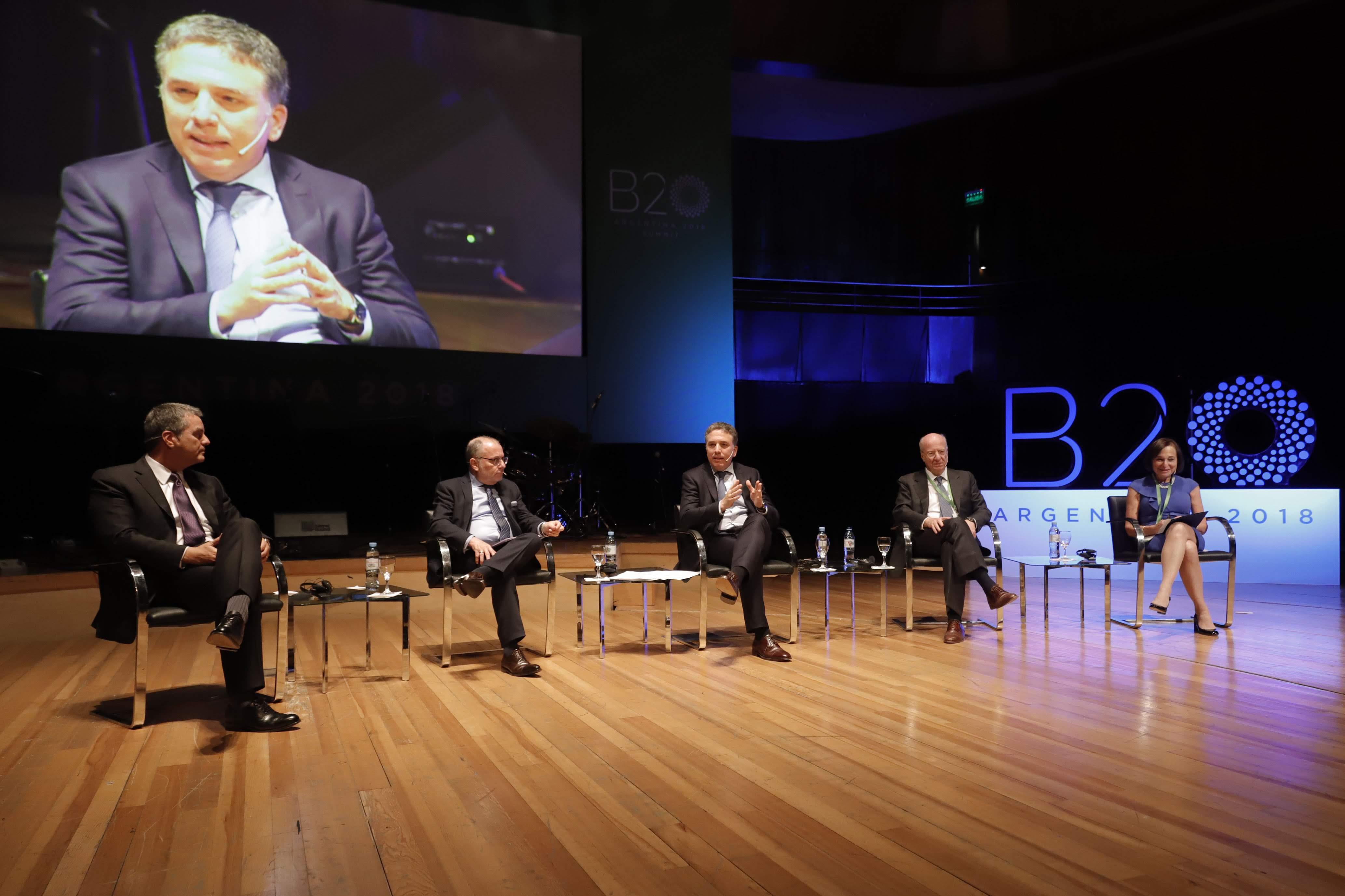 Panel del B20