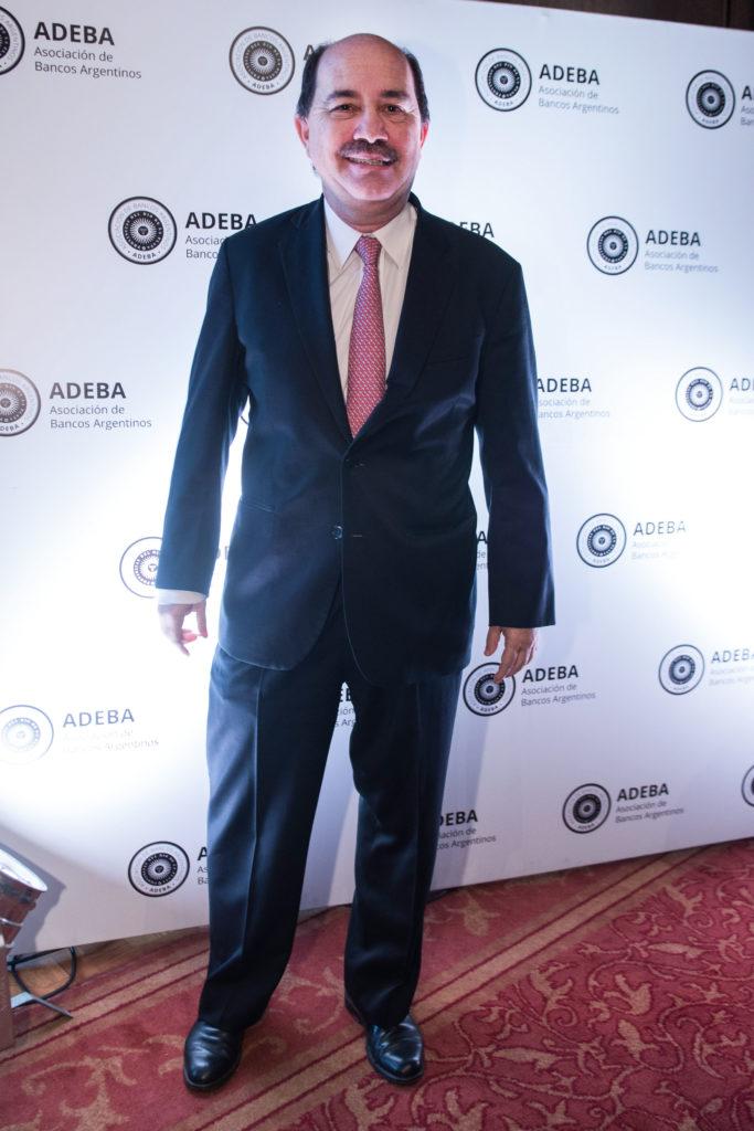 Javier Ortiz Batalla, presidente del Banco Ciudad