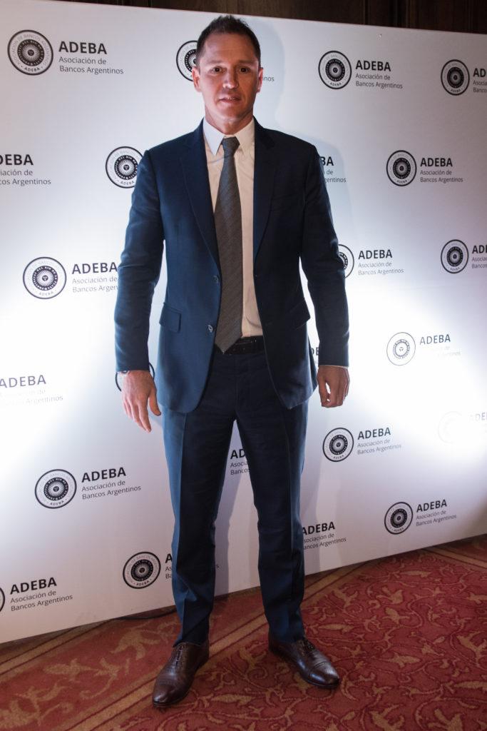 Jorge Brito (h), vicepresidente de ADEBA y Banco Macro