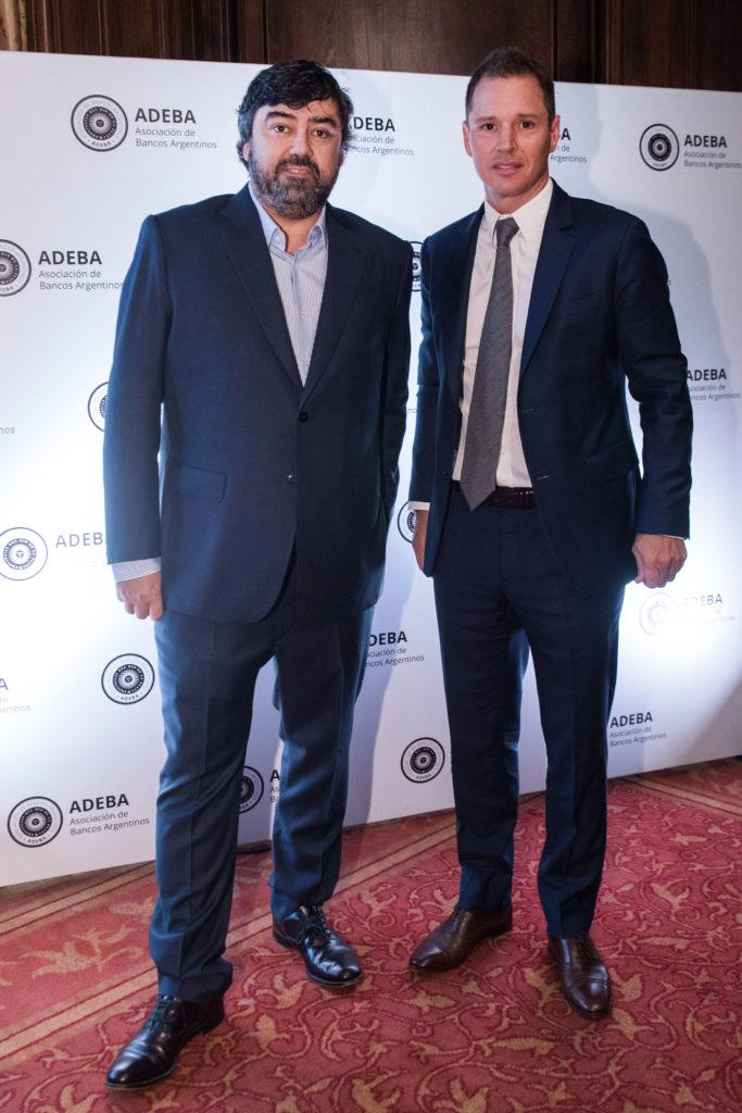 Juan Cruz Ávila y Jorge Brito (h)
