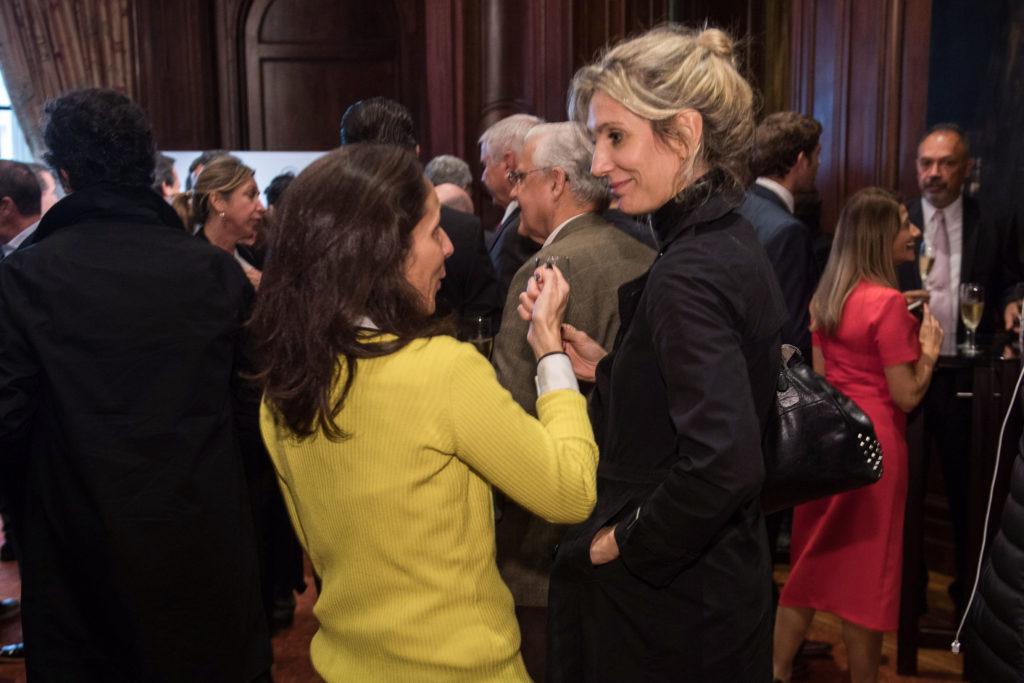 Julieta Tarrés y Natalia Donato