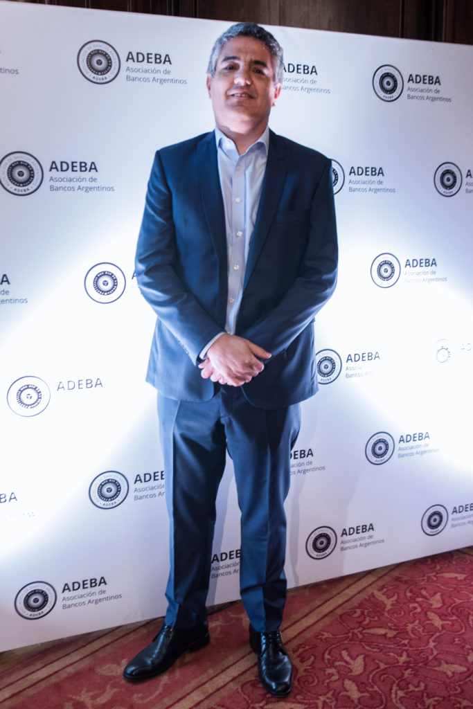 Marcos Prieto, gerente general Banco CMF