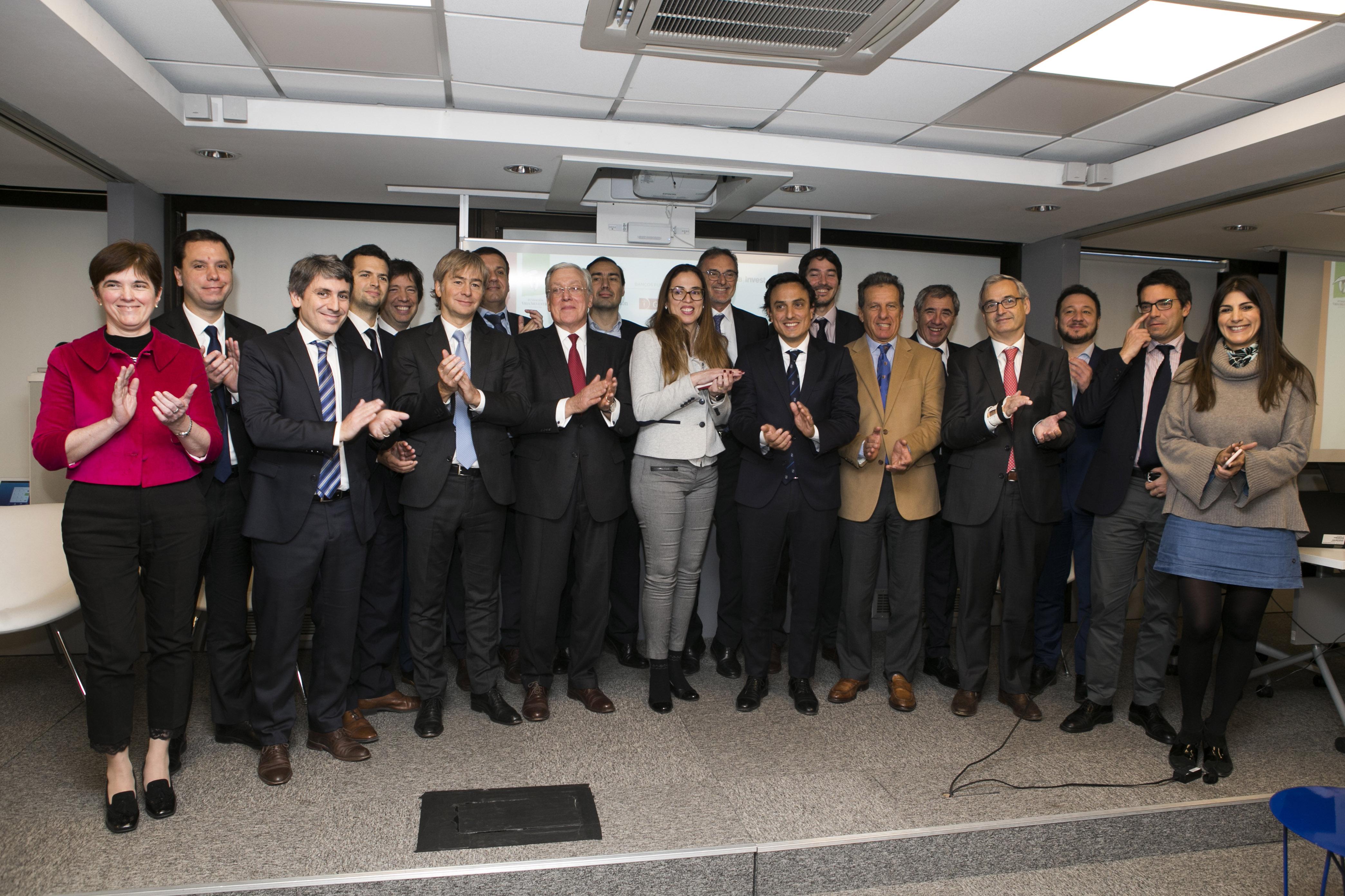 ADEBA firmó, y es testigo de honor, del Protocolo de Finanzas Sostenibles de Bancos en Argentina