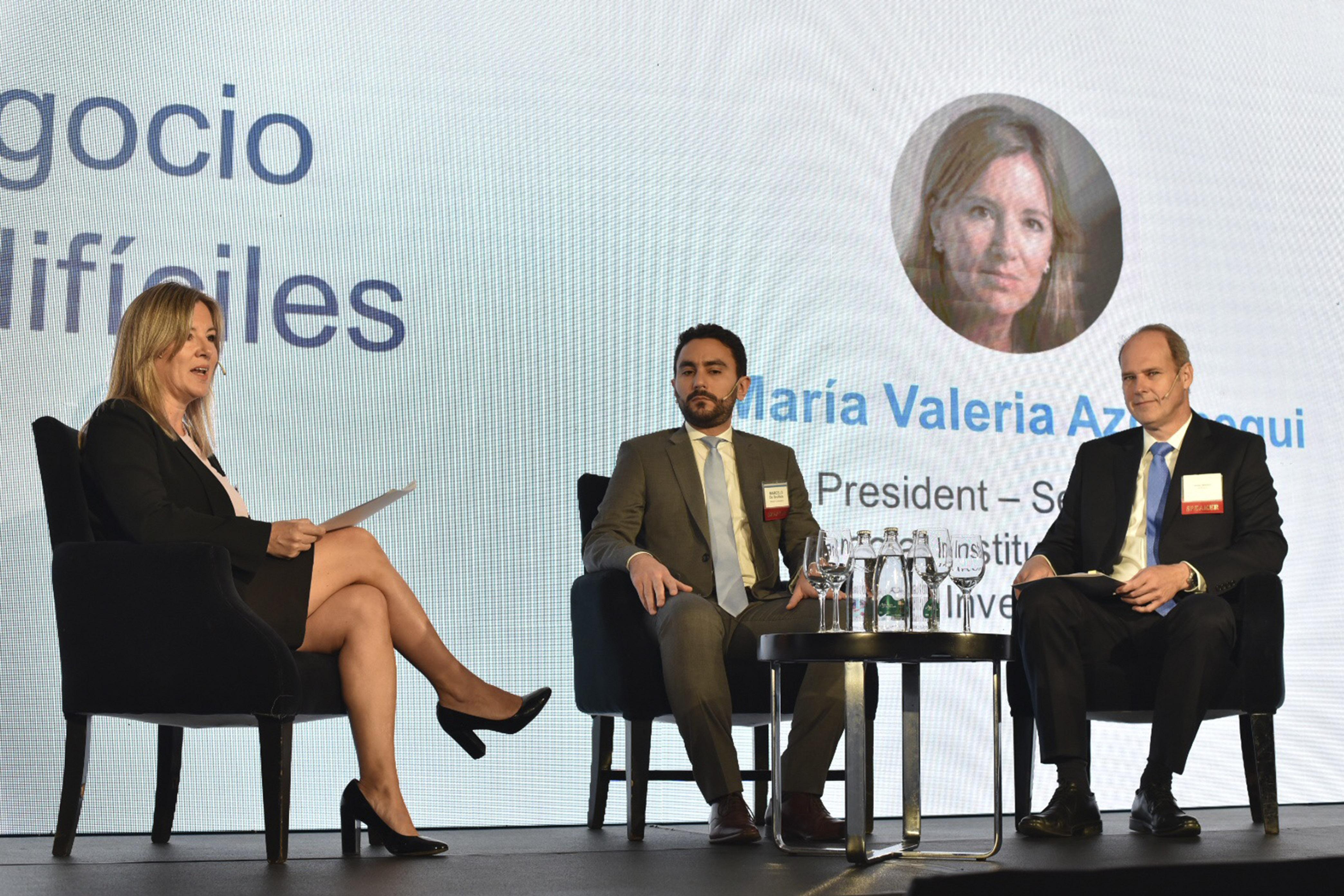 ADEBA participó del Inside LatAm 2019, Argentina, de Moody's