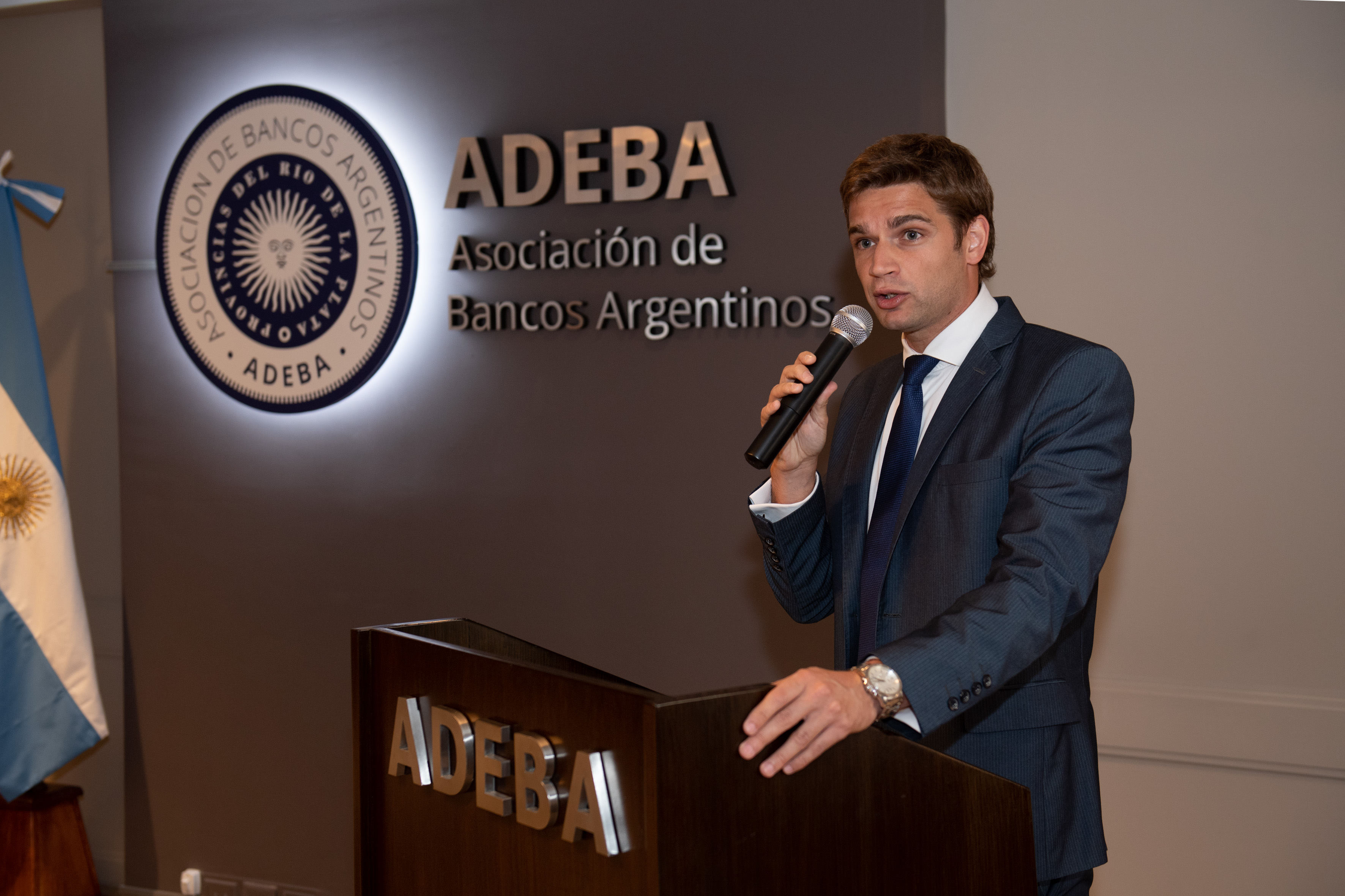 Pablo Moauro, economista jefe de ADEBA