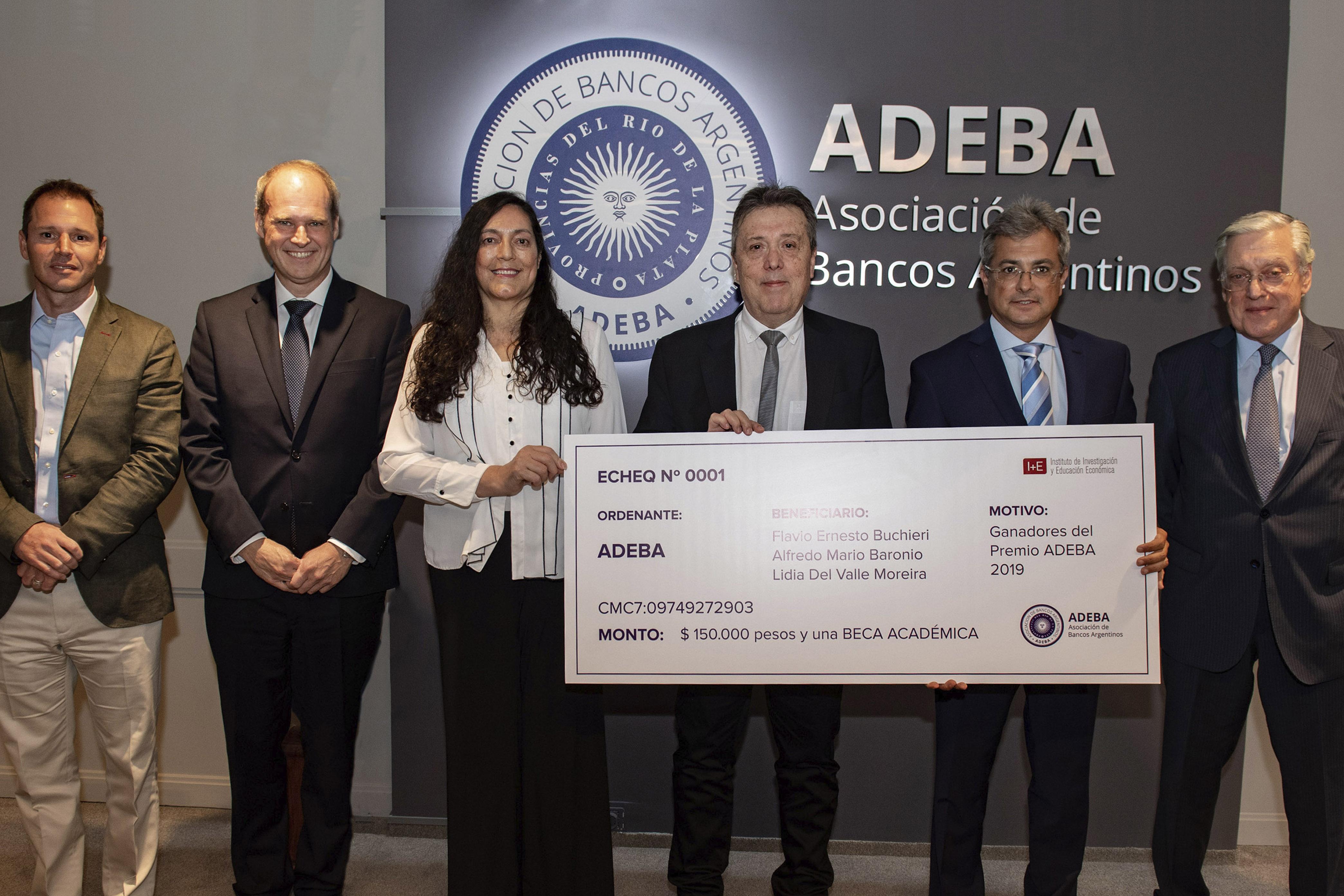 Ya están los ganadores del Premio ADEBA 2019