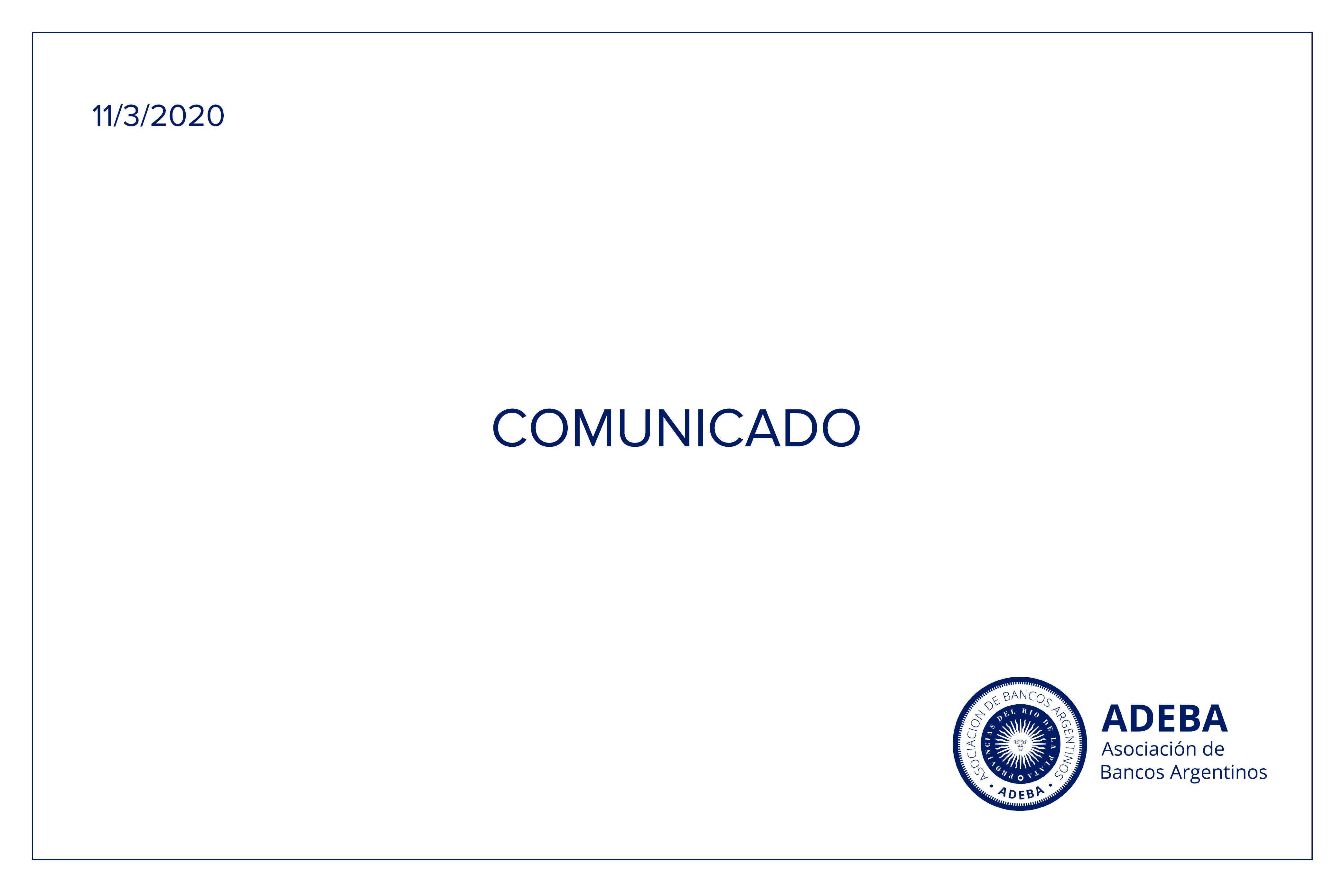 Medidas de los bancos para el cuidado de los usuarios y empleados frente al COVID19
